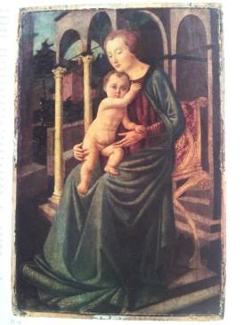 345 Castello Master Madonna